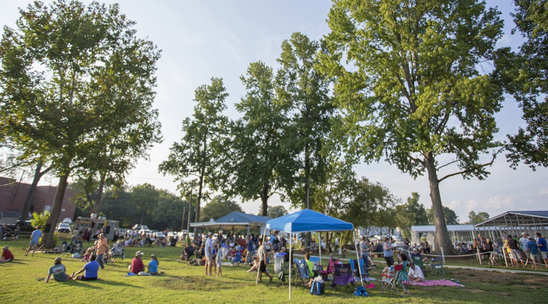 The History Of The Catawba River Fest