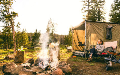 Have A Tent? The Best Tips To Enjoy Camping In North Carolina